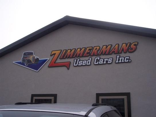 Zimmerman's Used Cars Inc 2