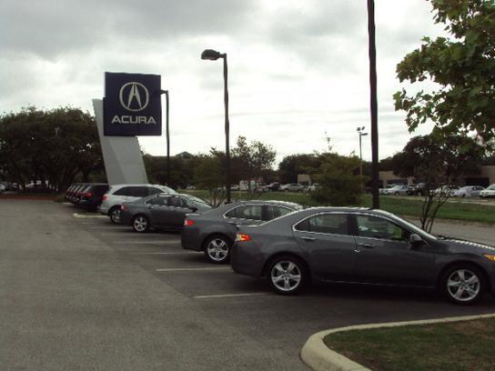 Gunn Acura San Antonio Tx 78230 1012 Car Dealership
