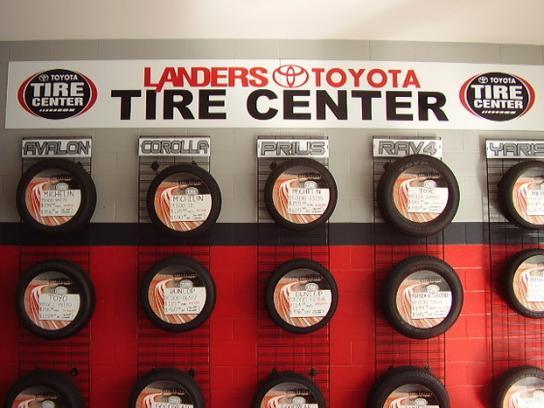 Landers Toyota Little Rock >> Steve Landers Toyota Scion : Little Rock, AR 72204-8011 Car Dealership, and Auto Financing ...