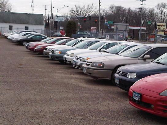 Used Car Dealers Lino Lakes Mn