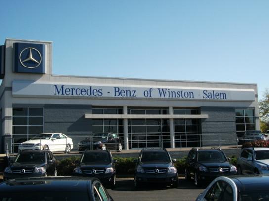 Mercedes benz of winston salem winston salem nc 27103 for Mercedes benz winston salem