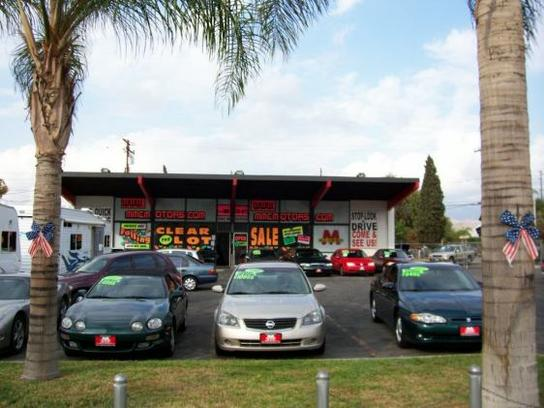 mmc motors car dealership in redlands ca 92374 3056