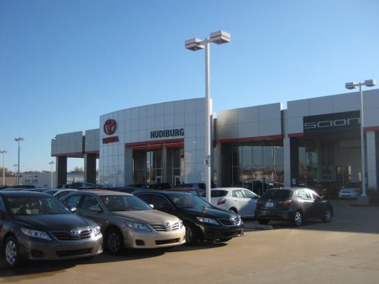 Hudiburg Toyota Midwest City Ok 73110 Car Dealership