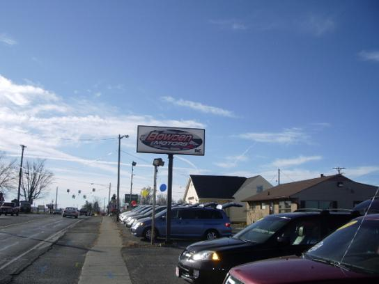 Bowden Motors Inc Car Dealership In Bellefontaine Oh