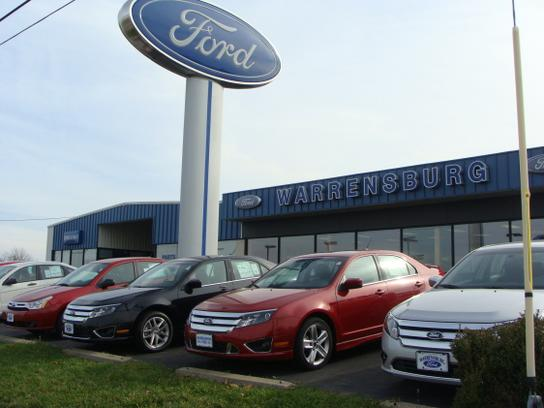 Warrensburg Ford 1