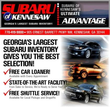 Subaru of Kennesaw 2