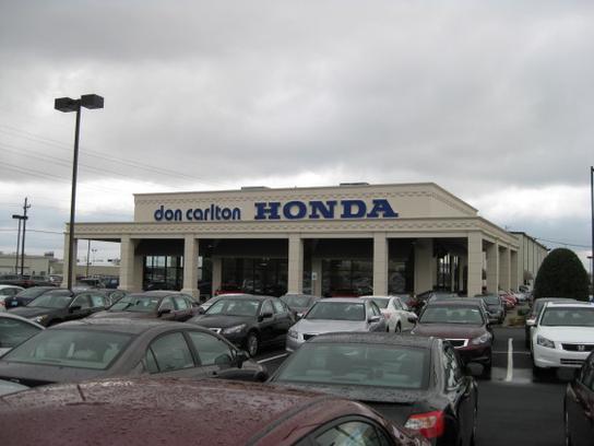 Don Carlton Honda car dealership in Tulsa, OK 74145-3307 ...