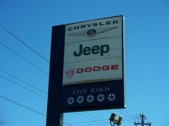 Bertera Dodge Chrysler Jeep RAM : Westfield, MA 01085 Car ...