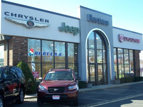 Bertera Dodge Chrysler Jeep RAM Westfield MA Car - Chrysler dealers in ma