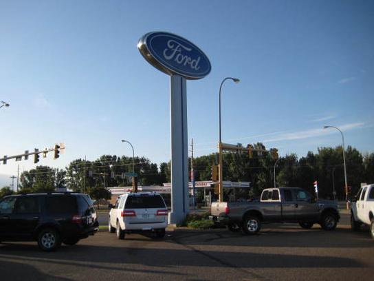 Eide Ford Lincoln Car Dealership In Bismarck Nd 58504