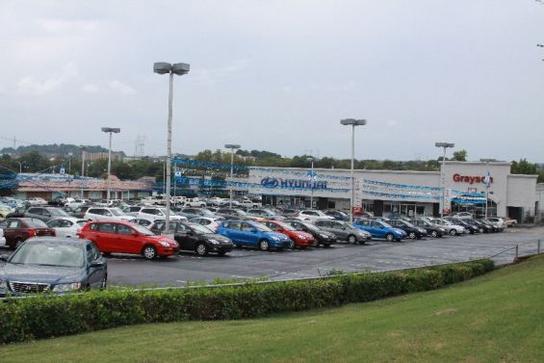 Grayson Hyundai : Knoxville, TN 37923-5002 Car Dealership ...