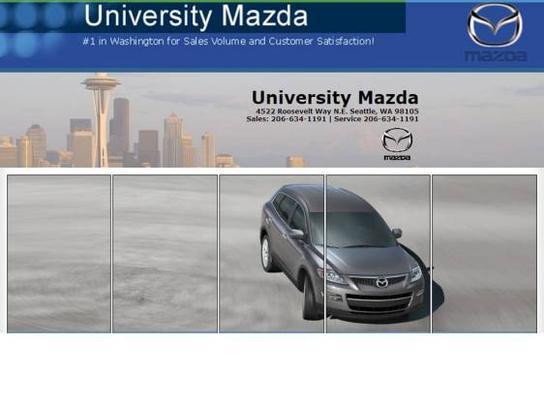 University mazda seattle service s / Ihop 20 percent off