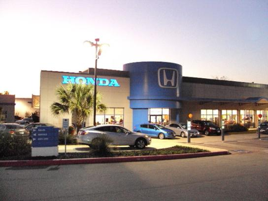 Honda San Antonio >> Gunn Honda San Antonio Tx 78249 Car Dealership And Auto