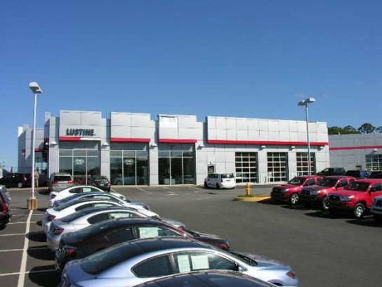 Lustine Toyota : Woodbridge, VA 22191 Car Dealership, and ...
