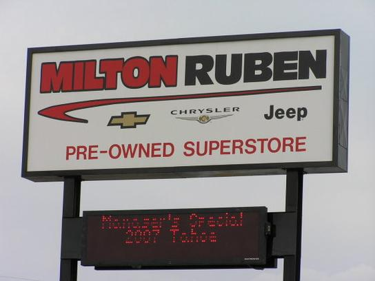 Milton Ruben Motors, Inc.