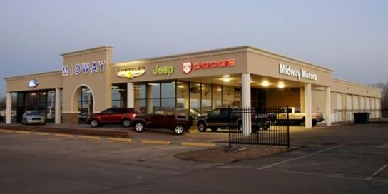 Midway Motors Supercenter McPherson