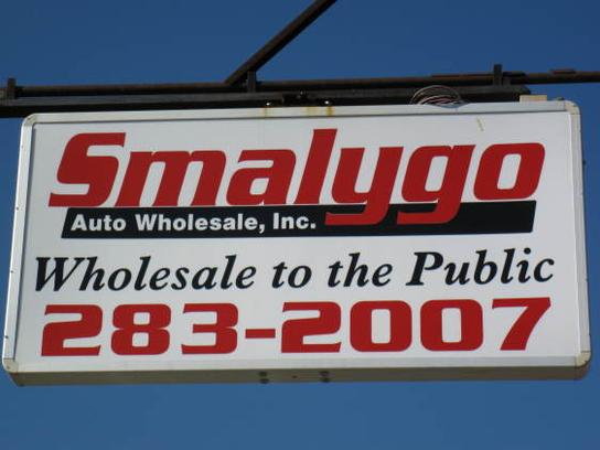 Smalygo Auto Wholesale Inc Claremore Ok 74017 Car