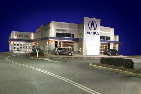 Crown Acura Richmond