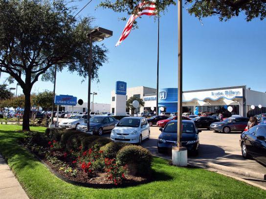 Lute riley honda car dealership in richardson tx 75080 for Honda dealer richardson tx