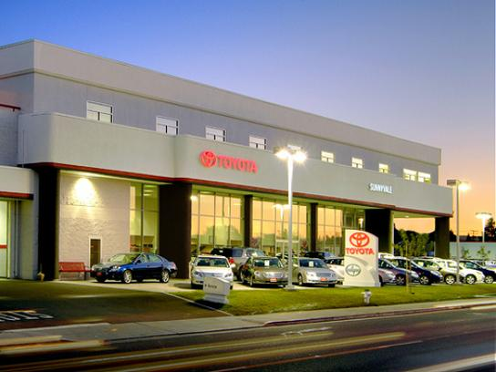 Toyota Sunnyvale is here to enable you, the customer! If you are searching for a new or used vehicle or need servicing or parts for your Toyota, we are here to help you in an efficient and Views:
