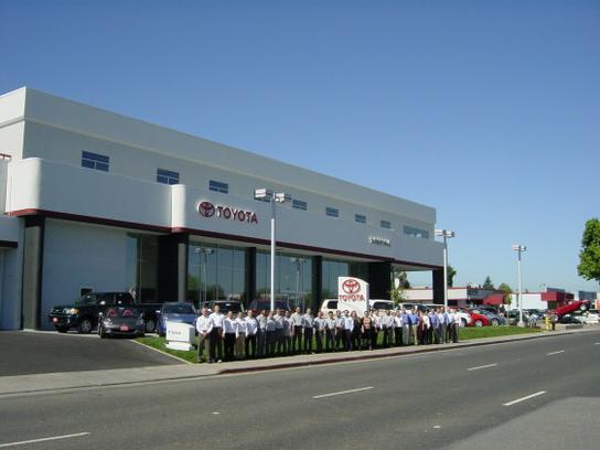 Toyota Sunnyvale 1