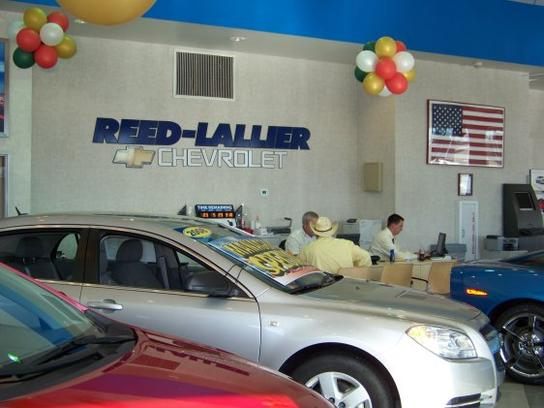 reed lallier chevrolet new used car dealership in autos post. Black Bedroom Furniture Sets. Home Design Ideas