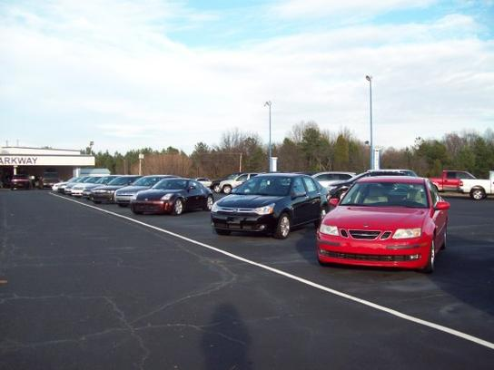 Lexington Car Dealerships: Parkway Ford Of Lexington : Lexington, NC 27295-2552 Car