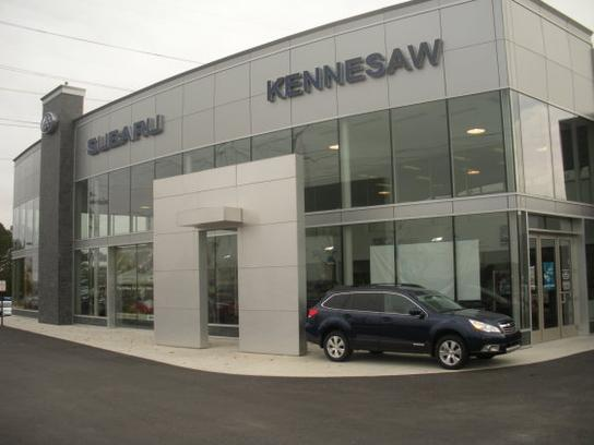 Subaru of Kennesaw 3