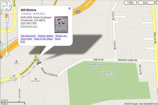 405 Motors Car Dealership In Woodinville Wa 98072 Kelley Blue Book