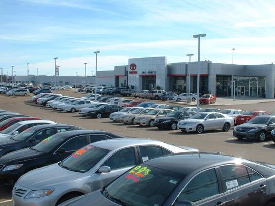Gray Daniels Toyota New Used Car Dealer In Brandon Ms