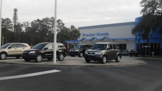 about proctor honda in tallahassee fl 32304 kelley blue