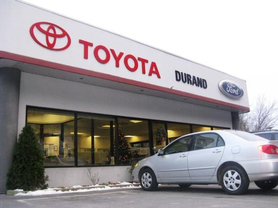 Durand Toyota & Ford 1