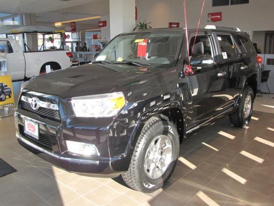 Steven Toyota Used Cars Harrisonburg Va
