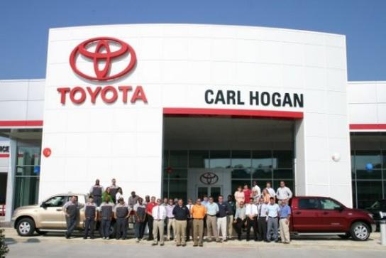 carl hogan toyota car dealership in columbus ms 39705 kelley blue book. Black Bedroom Furniture Sets. Home Design Ideas