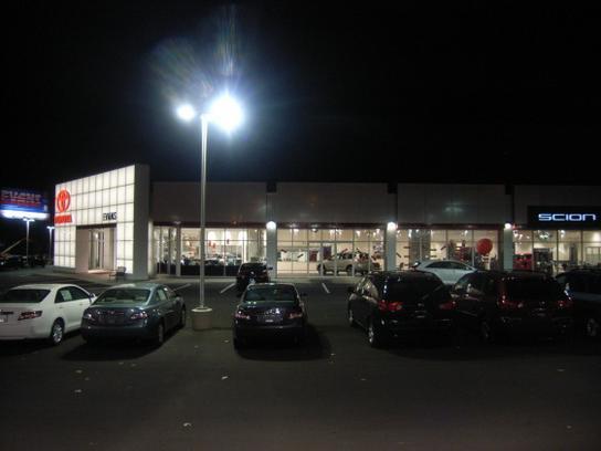 Evans Toyota Scion 2