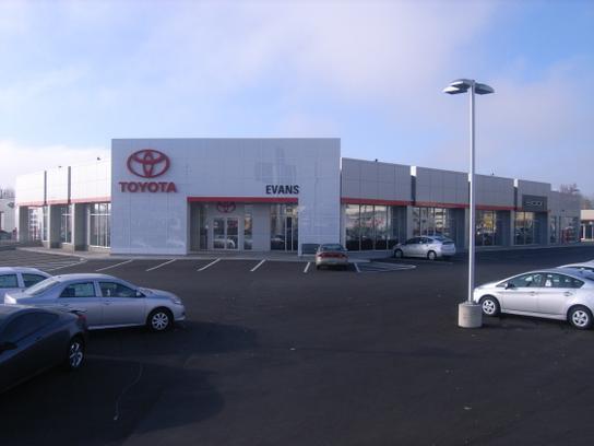 Evans Toyota Scion