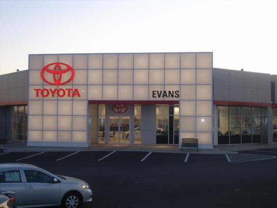 Evans Toyota Scion 1