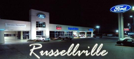 cogswell motors russellville ar 72801 car dealership