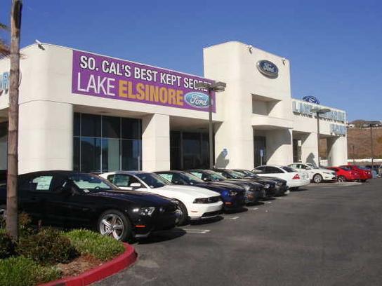 Lake Elsinore Car Dealers