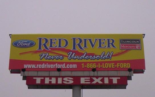 Red River Ford Lincoln in Durant 1