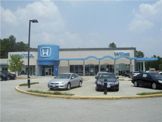 Willett Honda South 2