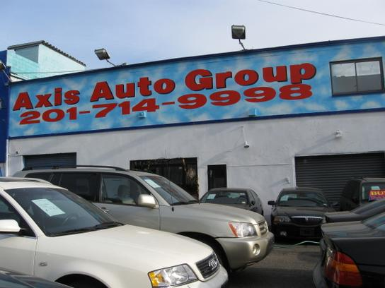 Axis Car Dealer Jersey City