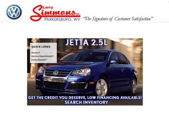 larry simmons inc parkersburg wv 26101 car dealership and auto financing autotrader. Black Bedroom Furniture Sets. Home Design Ideas
