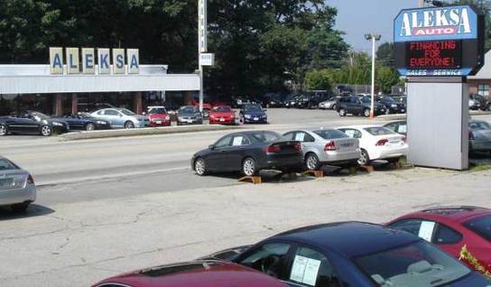 Aleksa Used Cars Salem Nh