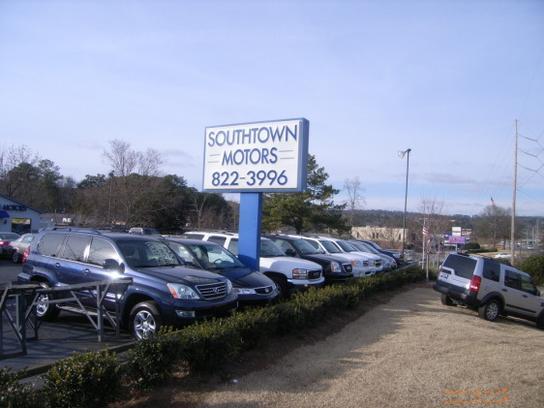 southtown motors hoover birmingham al 35216 car