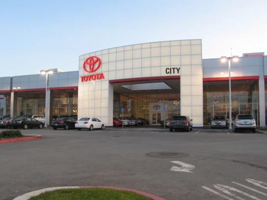 City Toyota : Daly City, CA 94014-2558 Car Dealership, and ...