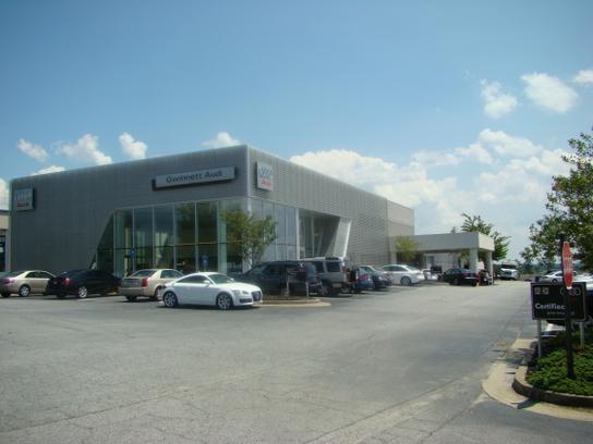 Audi Gwinnett Duluth Ga 30096 Car Dealership And Auto