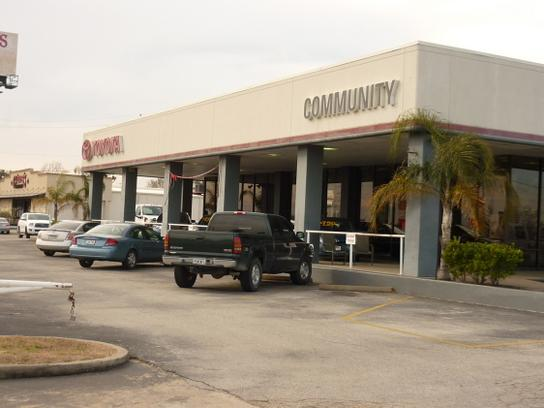 community toyota scion baytown tx 77521 car dealership and auto financing autotrader. Black Bedroom Furniture Sets. Home Design Ideas