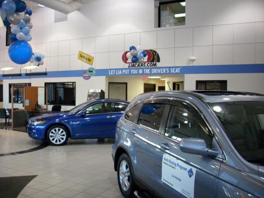 Lia honda enfield enfield ct 06082 car dealership and for Honda enfield ct