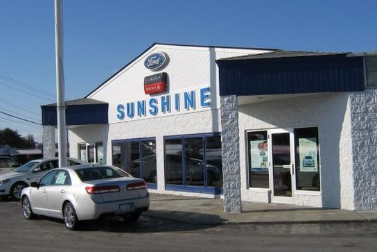 Sunshine Ford Lincoln 2
